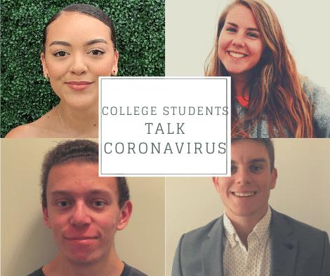 4 University of Maryland College Students Talk Coronavirus