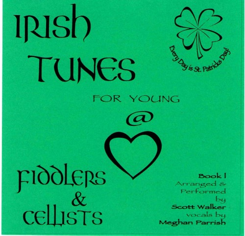 Irish Tunes for Young @ Heart Book 1