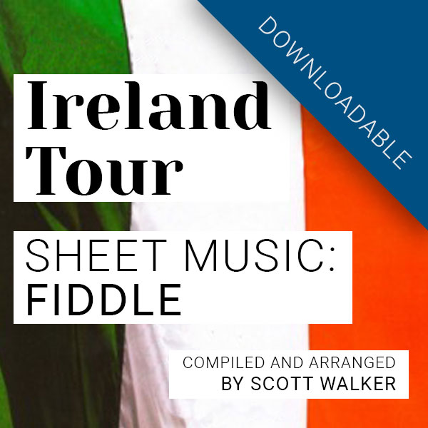 Ireland Tour: Fiddle