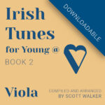 Irish Tunes Book 2 Viola