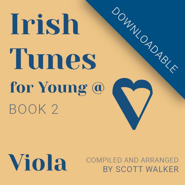 Irish Tunes Book 2 Viola