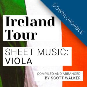 Ireland Tour Viola