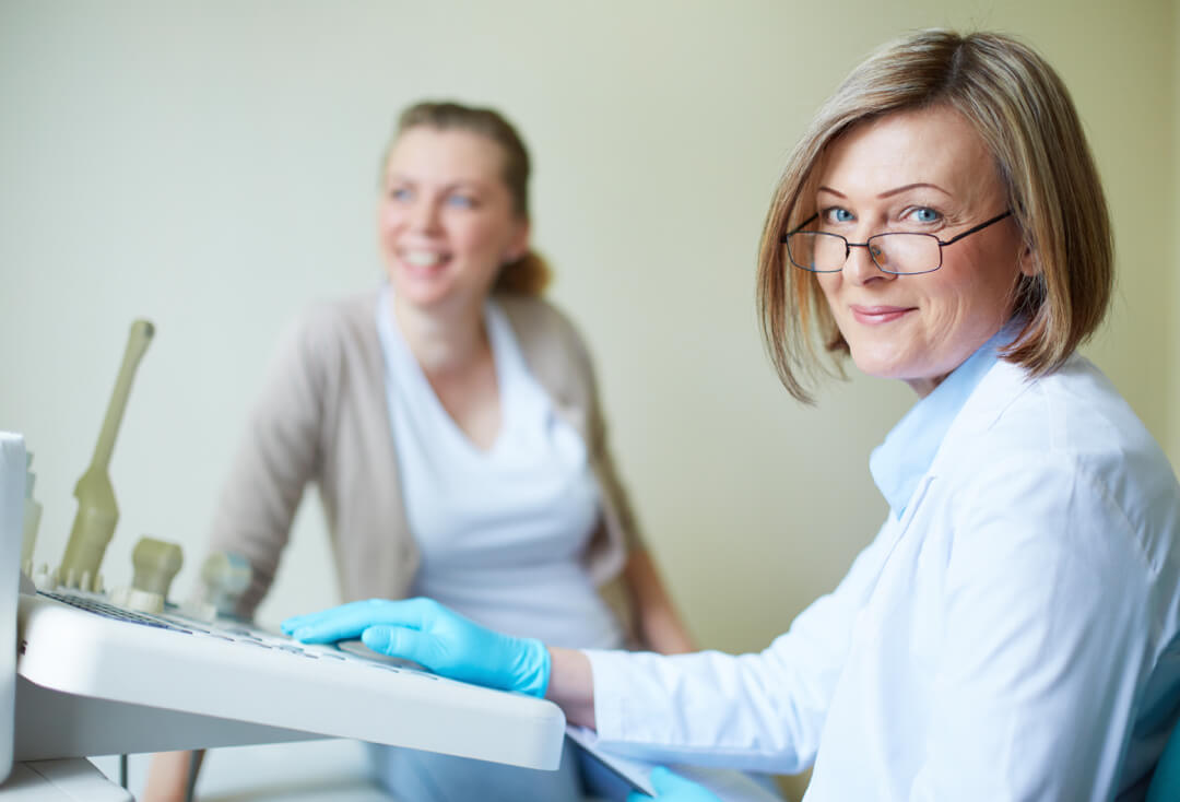 healthcare organization system nurse patient smile glasses hospital readmission