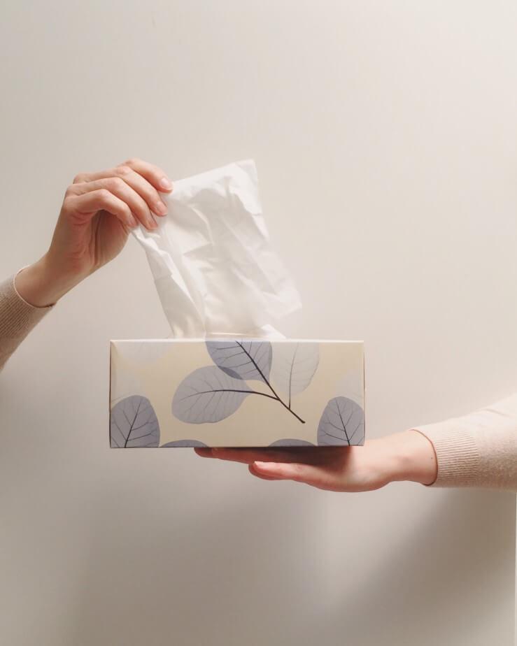 allergy help hands tissues telemedicine