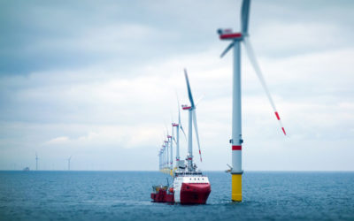 CALIFORNIA COULD LEAD THE NATION IN OFFSHORE WIND ENERGY