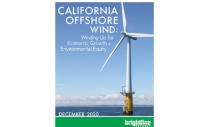 CALIFORNIA OFFSHORE WIND: WINDING UP FOR ECONOMIC GROWTH & ENVIRONMENTAL EQUITY