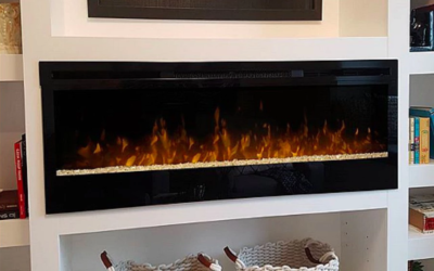 The Benefits of an Electric Fireplace