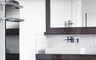 Bathroom Essential: Towel Warmers from Convectair