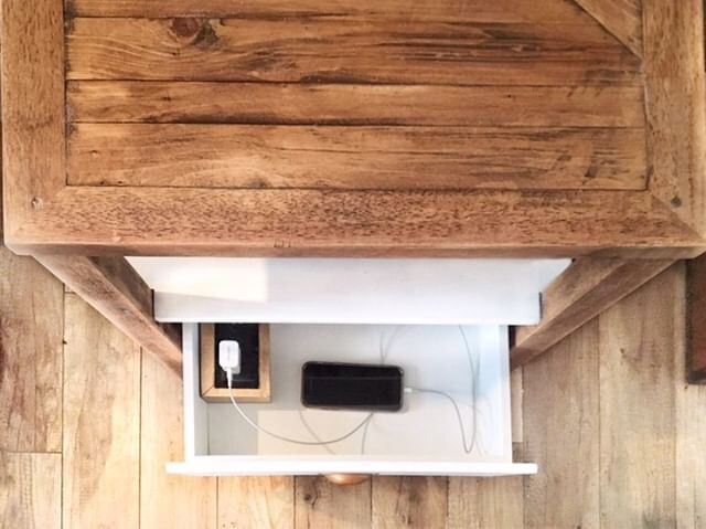 Win a Custom Side Table with Furniture Power from DC Woodworks (worth $425!)