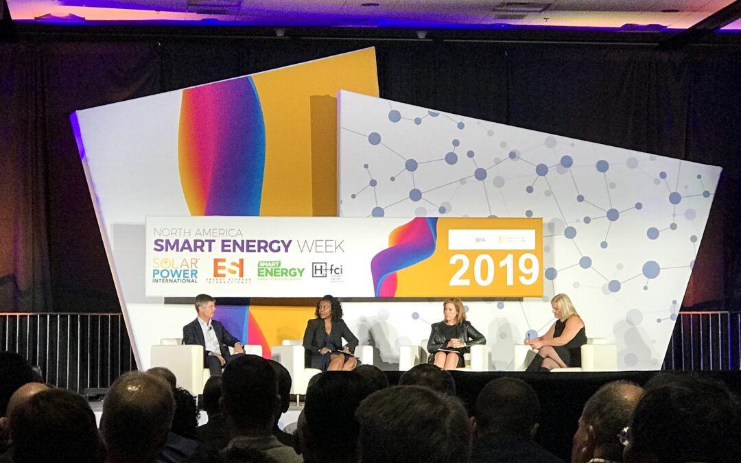 The Future of Renewables: The Latest Industry Trends from Solar Power International 2019