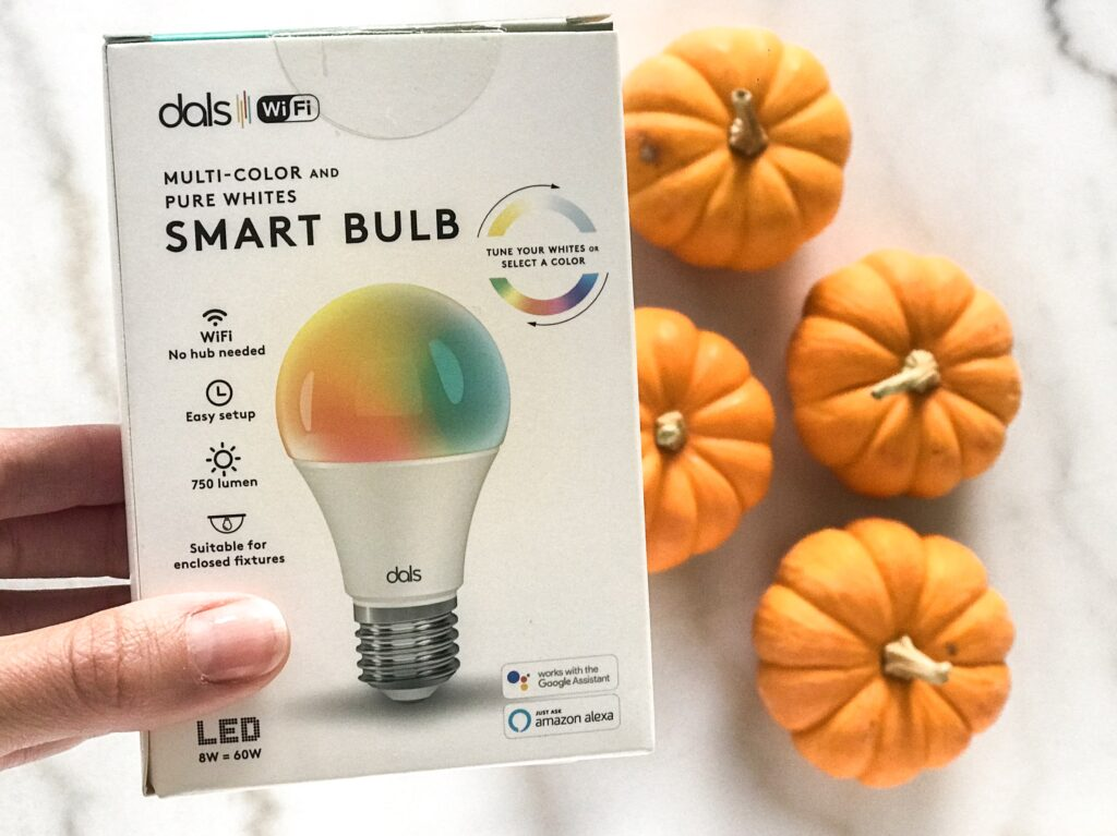 dals lighting smart bulb