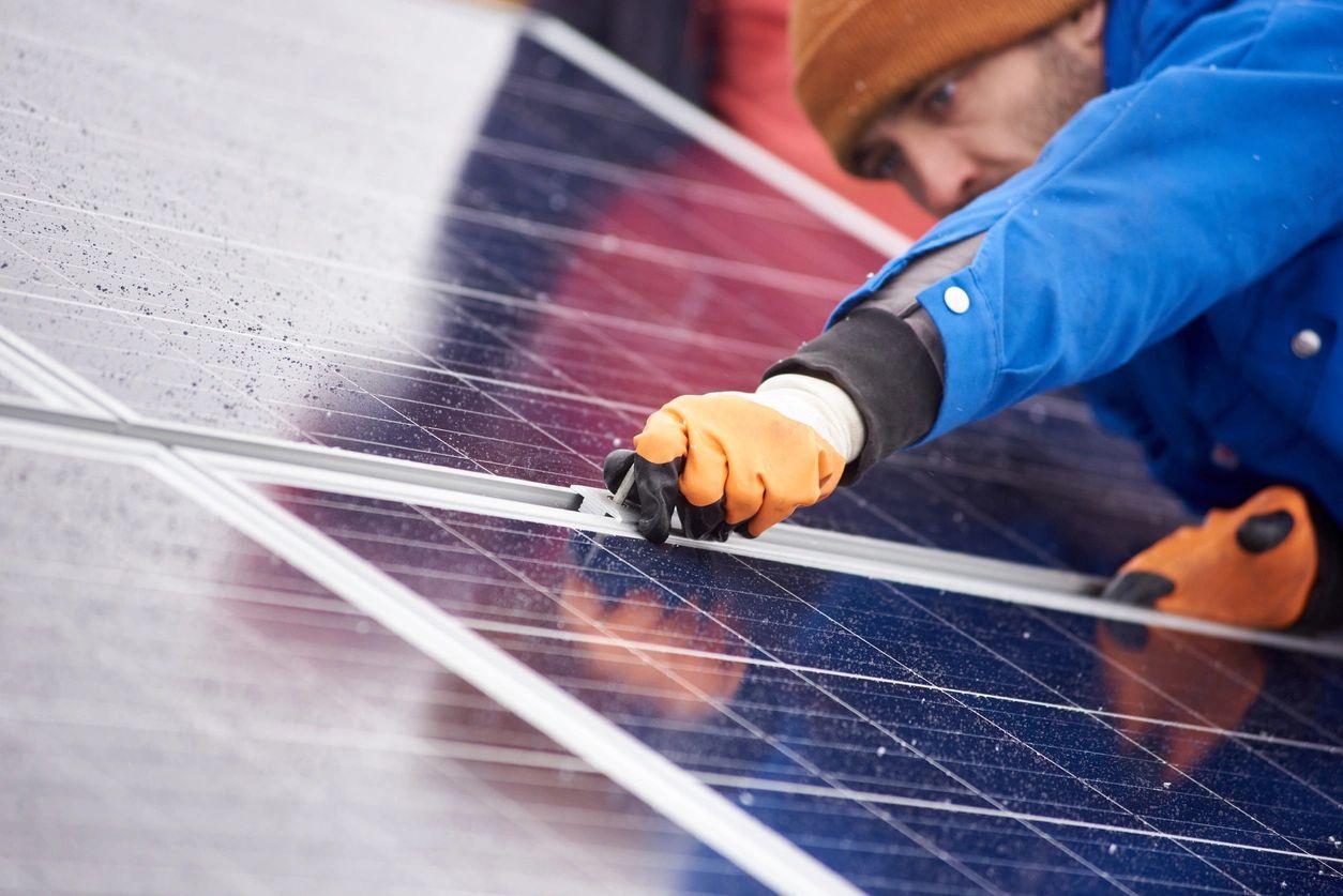 solar installer PEI