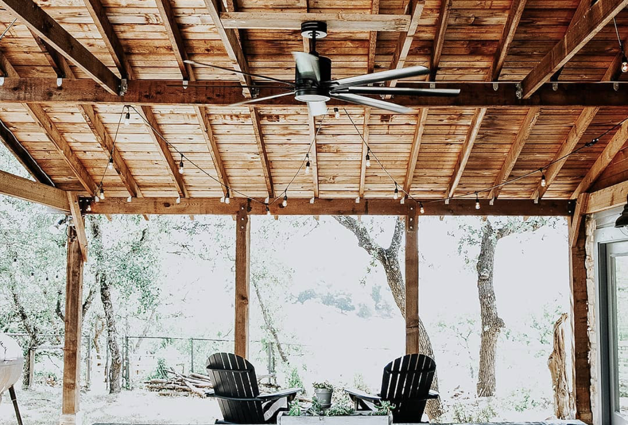 outdoor ceiling fans hinkley
