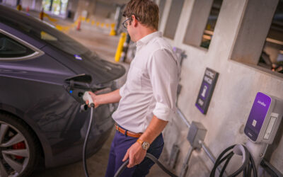 EV Chargers: How To Get Started With Commercial EV Charging