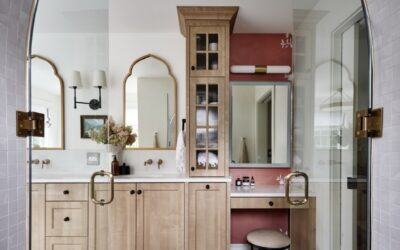 4 Ways To Uplevel A Luxe Ensuite with Lighting (and Electrical)
