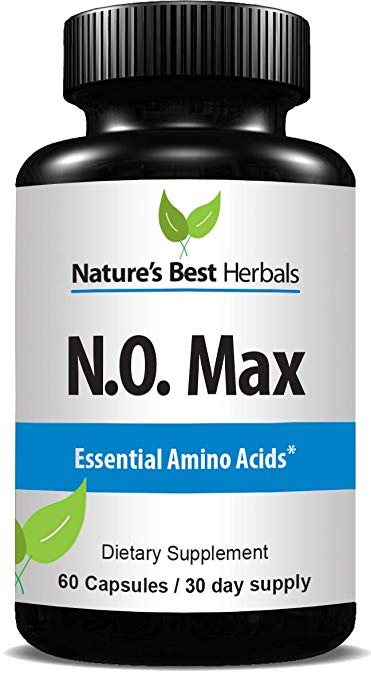 N.O. Max Nitric Oxide supplement