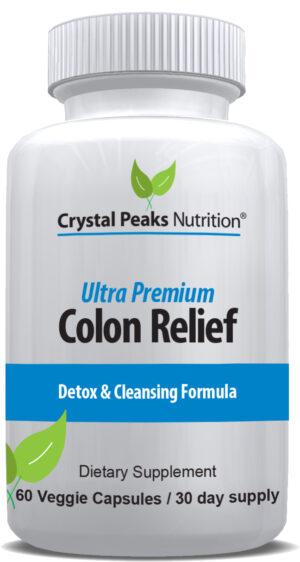 Gentle relief from constipation