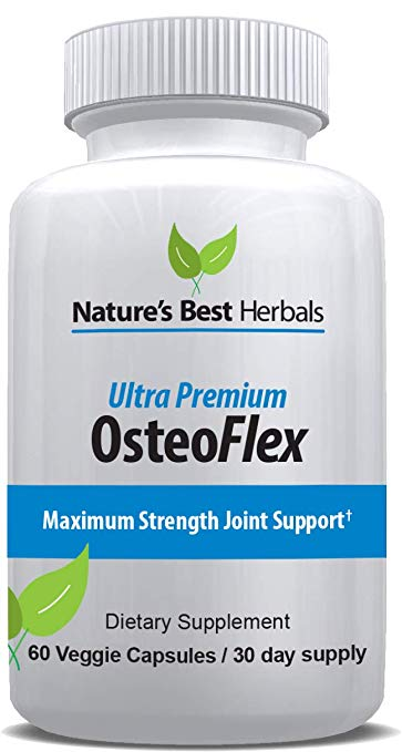 OsteoFlex joint support supplement