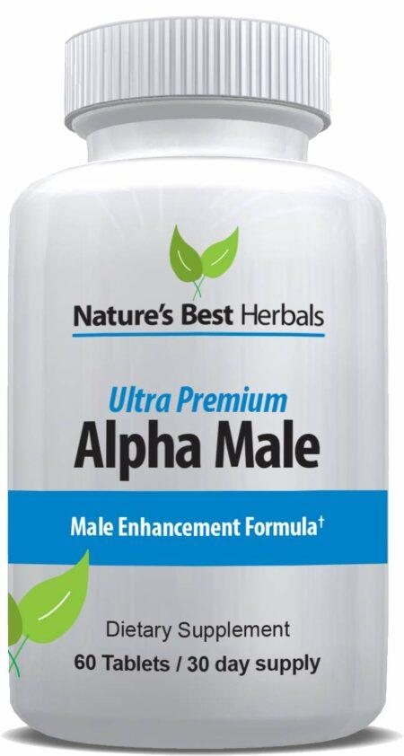 Ultra Premium Alpha Male enhancement formula