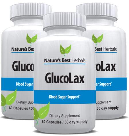 GlucoLax Blood Sugar Control
