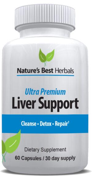 Ultra Premium Liver Support supplement