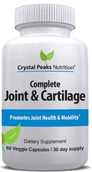 Joint pain relief supplement