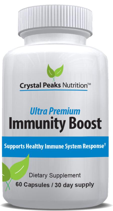 Immunity boosting supplement