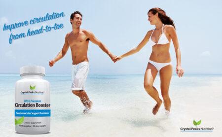 Circulation boosting supplement
