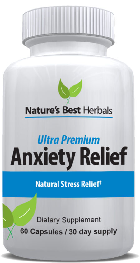 Anxiety and stress relief