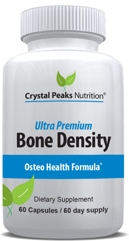 Improve the health and strength of your bones