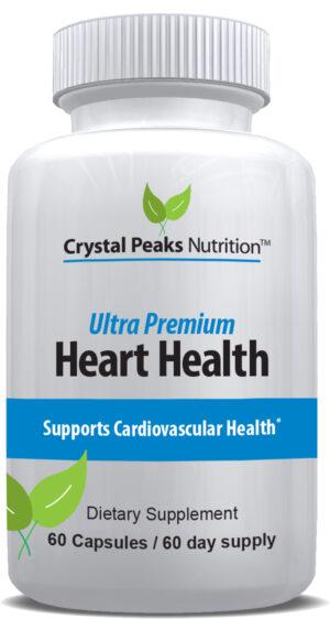 Healthy heart supplement