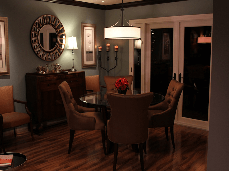 Comfortable Dining Room