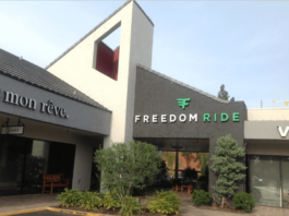 Revitalized Strip Mall