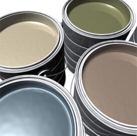 The Color Coach paint color selection and coordination