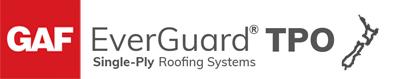 GAF EverGuard TPO Logo
