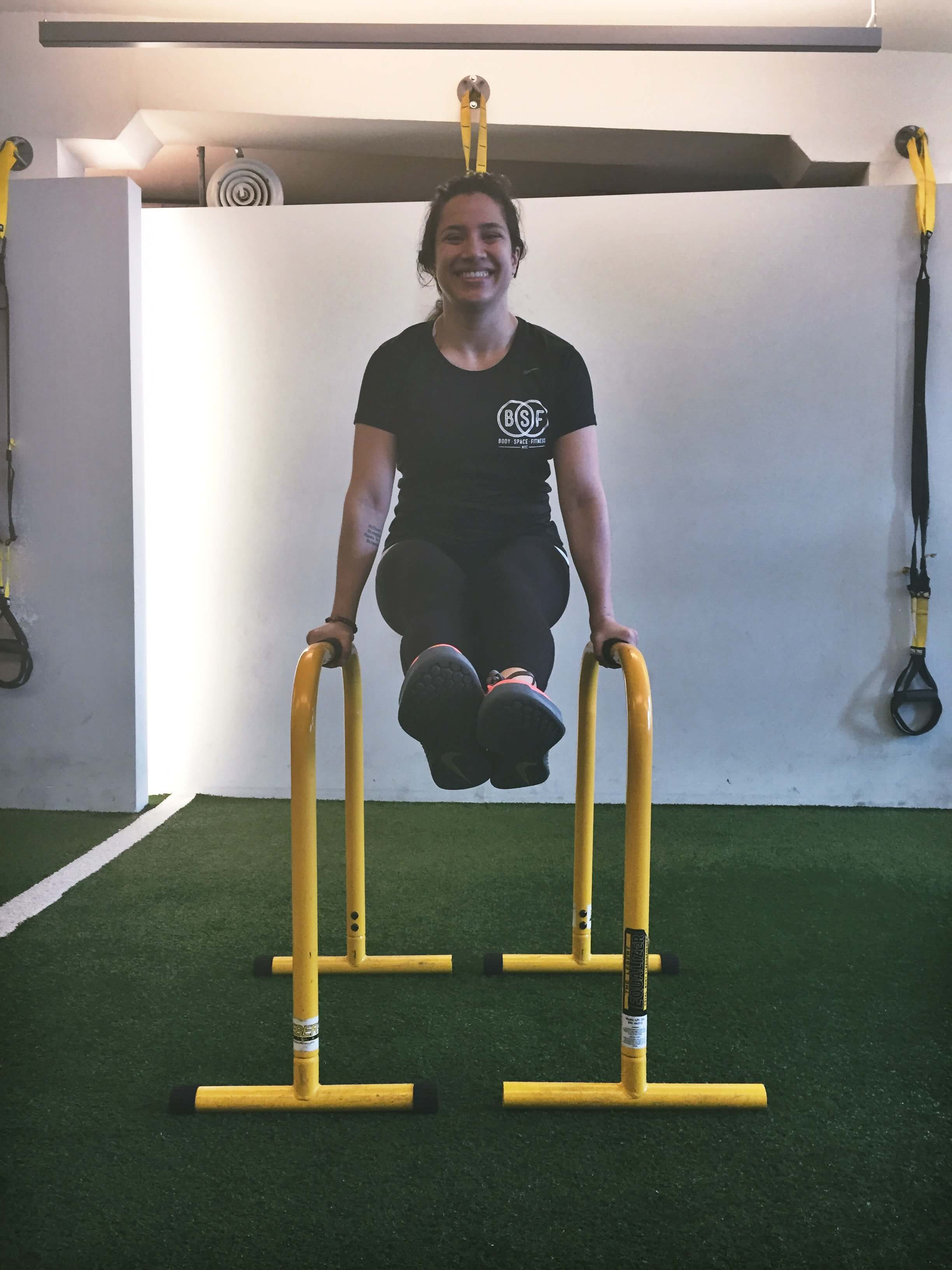 21 Questions with BSF's New Trainer, Stephany Bolivar!
