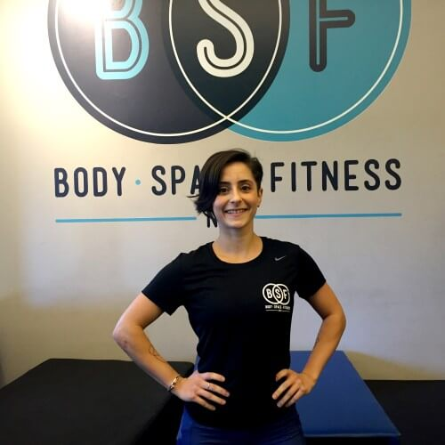21 Questions with BSF's New Trainer, Alyssa Exposito!