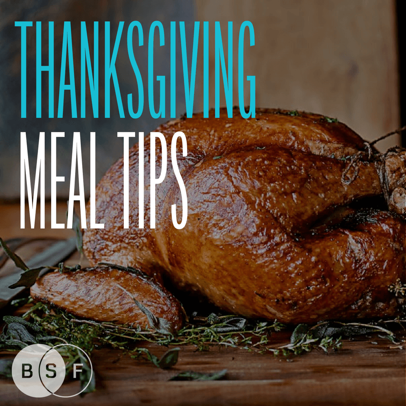 4 Tips for a Healthier Thanksgiving Weekend