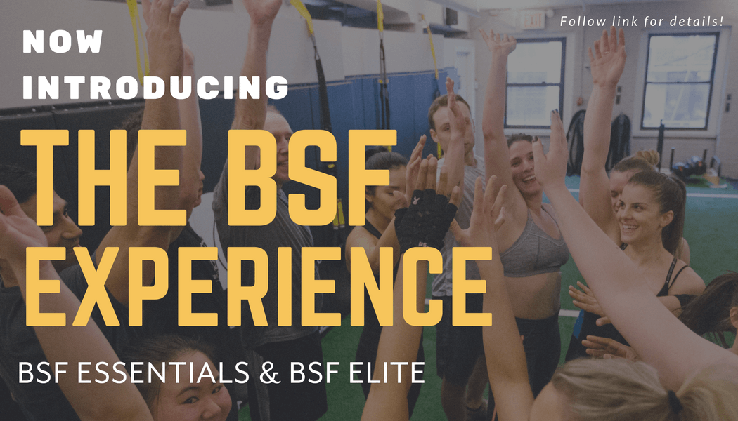 Introducing The BSF Experience