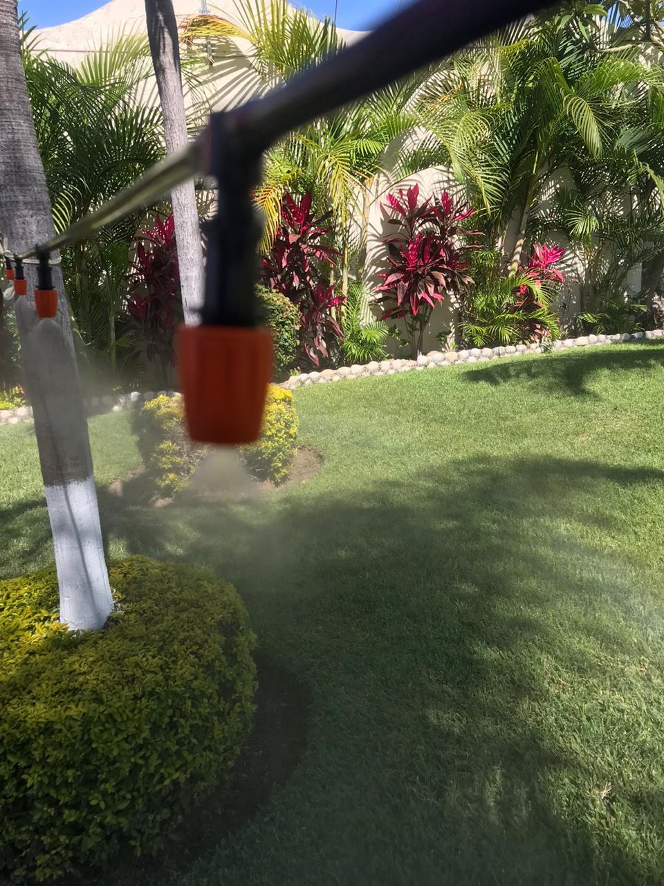 Nebulizador regulable 0-210lpm
