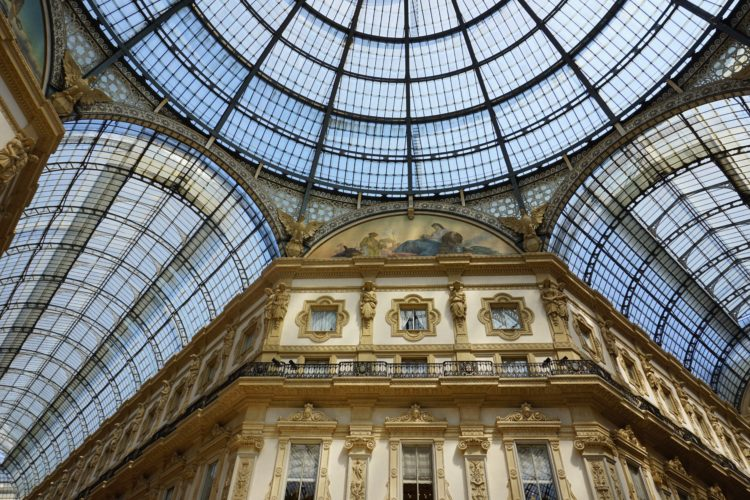 Milan: A Vacation from our Vacation