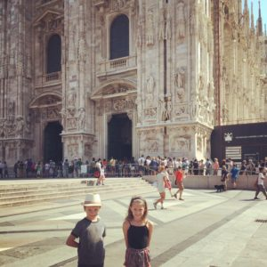 Duomo di Milano, the city's most beautiful cathedral