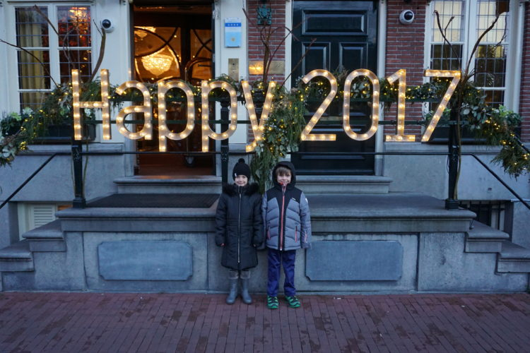 Top Five: Amazing Amsterdam