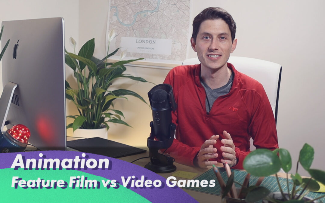Working In Feature Film VS. Video Games