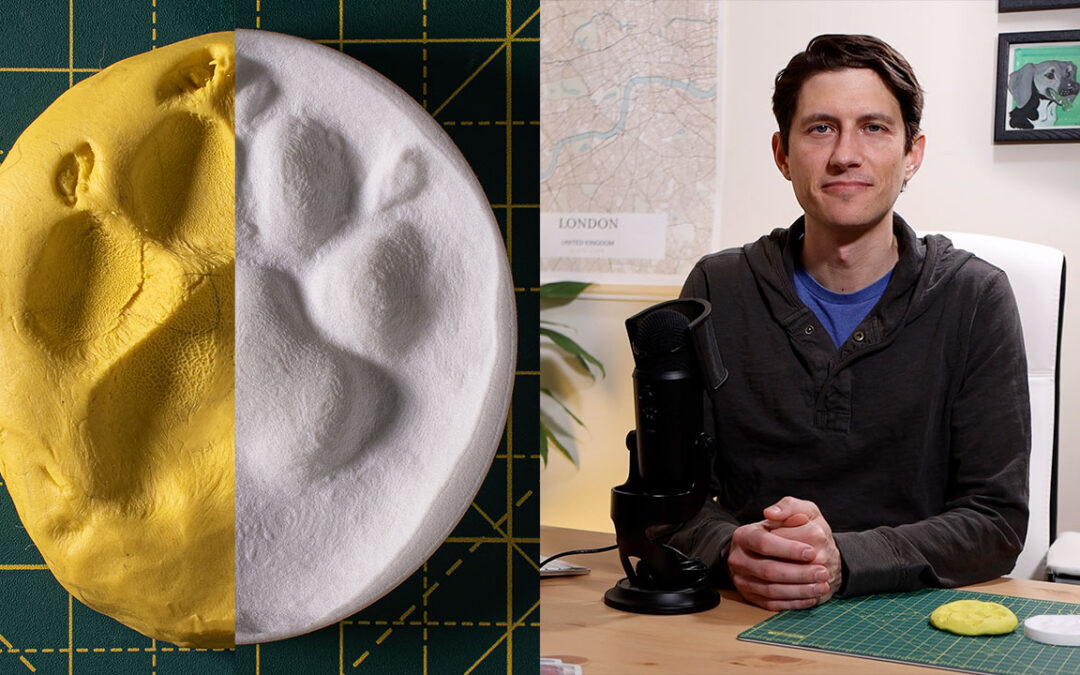 [New Course] Craft 3D Printable Gifts with Photogrammetry