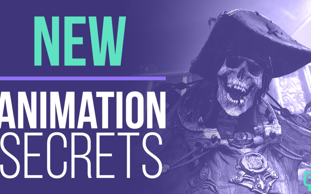 NEW Animation Secrets YouTube Series