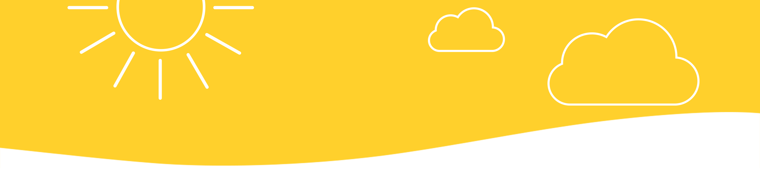 About the Brands Yellow Header