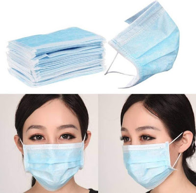 N95 (Type) Anti-Pollution Mask for Virus Protection