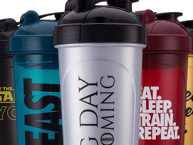 11 Best Protein Shakers – Review & Buying Guide [2020]