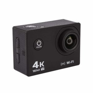 DokFin WiFi 16Mp 2inch Screen FHD 170 Wide-angle Action camera 4k Recording
